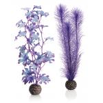 BiOrb zeewier set medium paars aquarium decoratie