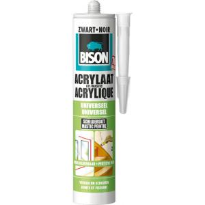 Bison acrylaatkit - Zwart
