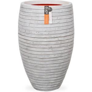 Dagaanbieding - Capi Nature Row NL vase luxe 56x86cm bloempot ivoor dagelijkse aanbiedingen
