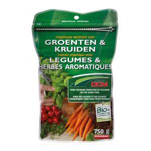Organische meststof voor groenten en kruiden - 0.2 kg