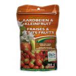 Organische meststof voor aardbeien en kleinfruit