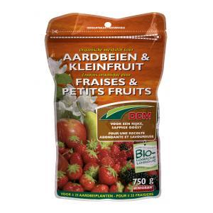 Organische meststof voor aardbeien en kleinfruit - 0.75 kg