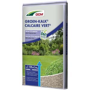 DCM groen-kalk voor het gazon 10 kg