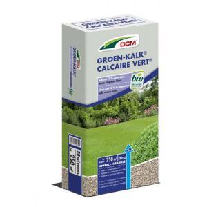 DCM groen-kalk voor het gazon 20 kg
