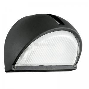 Onja zwart wandlamp