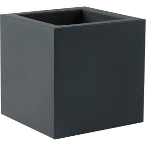 Pure Square plantenbak antraciet