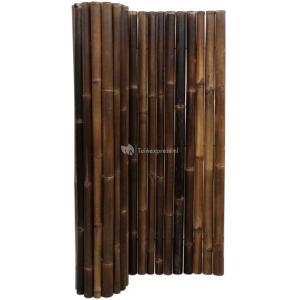 Bamboemat zwart 180 x 150 cm x 50-60 mm