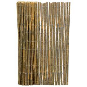 Gespleten bamboemat 500 x 100 cm