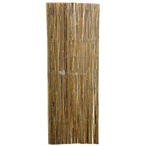 Dagaanbieding - Gespleten bamboemat 500 x 180 cm dagelijkse aanbiedingen