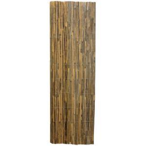 Korting Gespleten bamboemat 500 x 200 cm