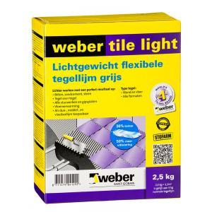 Tegellijm Tile Flex Light