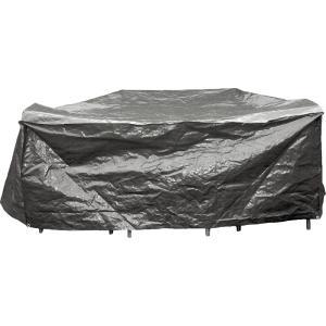 Outdoor Living Beschermhoes grijs zitgroep �200cm