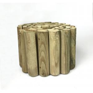 Borderrol geimpregneerd grenen 20 x 250 cm