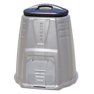 Deksel voor Ward compostvat 220 liter zwart