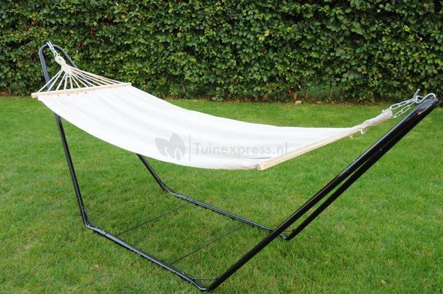 Hangmat Met Stevig Frame.Express Losse Hangmat Zonder Frame Tuinexpress Nl