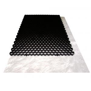 Grindplaat 120 x 80 cm zwart
