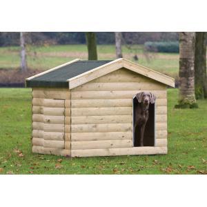 Hondenhok hout 150 x 120 x 100 cm