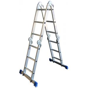 Wandrek blokker over sanitair for Decoratie ladder blokker