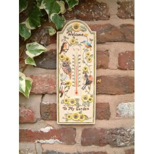 Thermometer Vogels