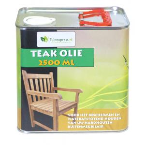 Teakolie 2500 ml