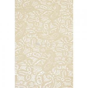 Tafelkleed 140x260cm beige met motief