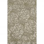 Tafelkleed 140x260cm grijs met motief