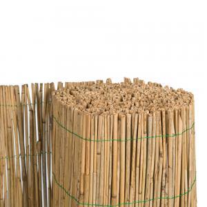Korting Rietmat 140 x 600 cm enkelvoudig gebonden
