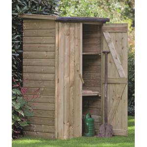 Korting Vaals houten tuinkast