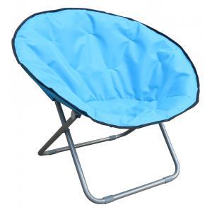 Relaxstoel voor buiten blauw