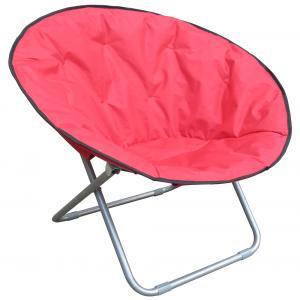 Relaxstoel voor buiten roze
