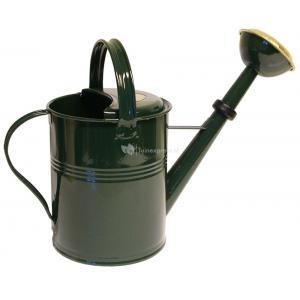 Zinken gieter 5 liter groen