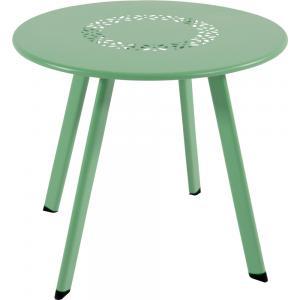 Korting Dali bijzettafeltje groen 40 cm