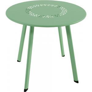 Korting Dali bijzettafeltje groen 45 cm