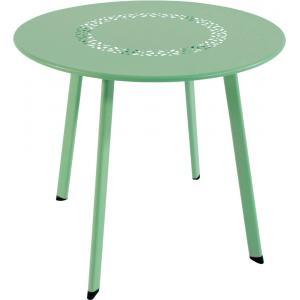 Dali bijzettafeltje groen 50 cm