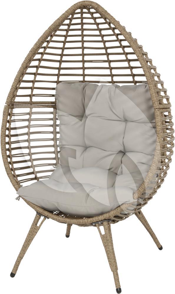 express chill egg stoel naturel ForChill Stoel