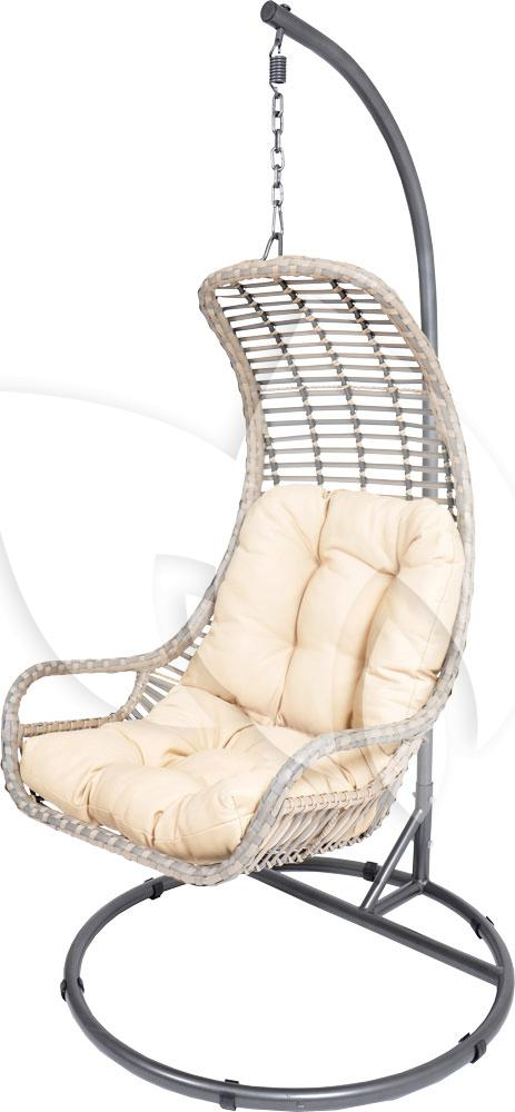 Hangstoel Plafond Bevestigen.Express Hangstoel Relax Sandy Tuinexpress Nl