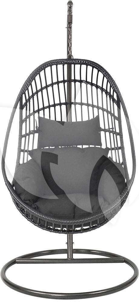 Hangstoel Of Hangmatstoel.Hangstoel Sturdy Black
