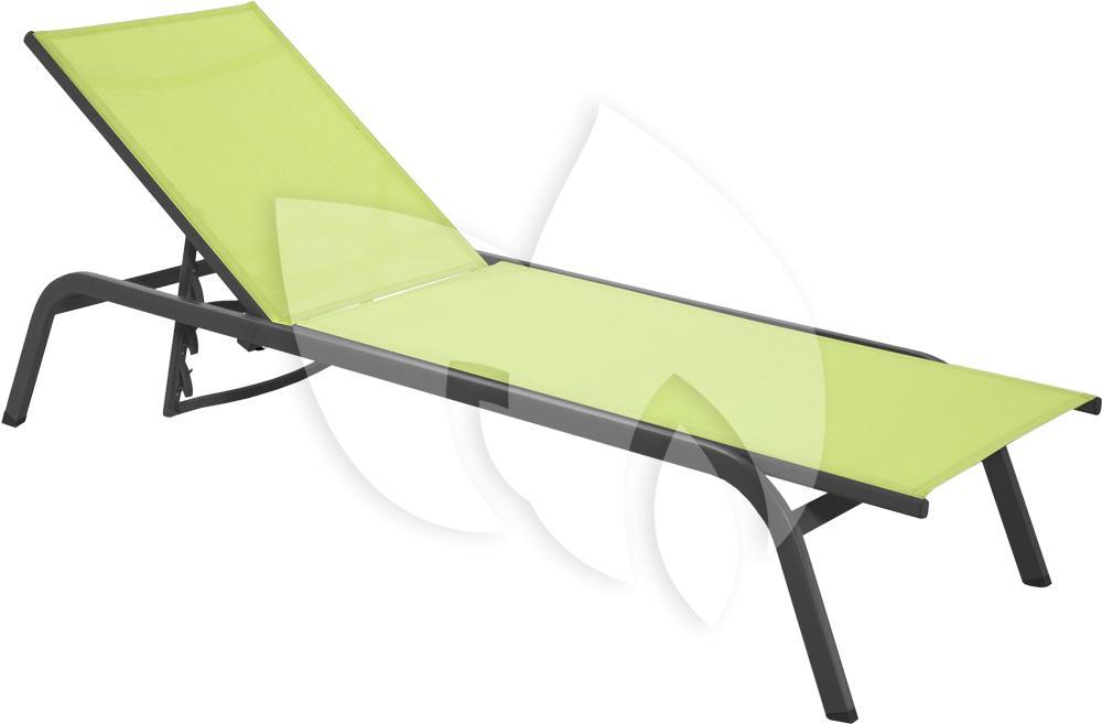 Ligstoel Voor Tuin : Tuin ligbed best ligbed zwart wicker in standen verstelbaar met