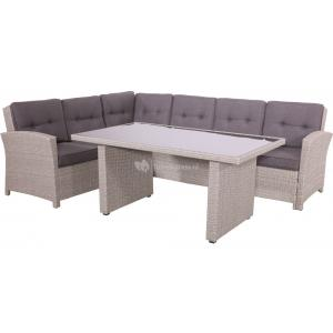 Lounge- dining set Jazz Pebble
