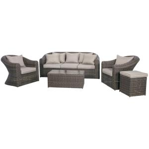 Loungeset Coco Marron