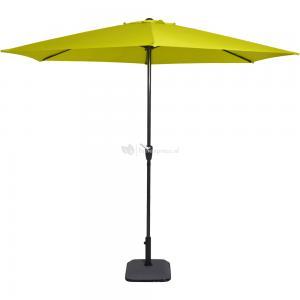 Outdoor Living Parasol Gemini fucsia groen ø3mtr