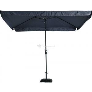 Outdoor Living Parasol Libra grijs 2x3mtr