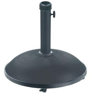 Parasolvoet beton rond 50 kg