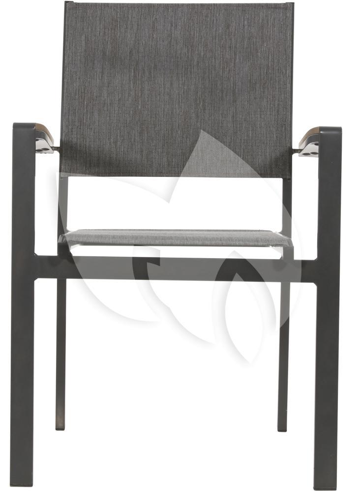 Favoriete Express Arezzo stapelstoelen antraciet textileen | Tuinexpress.nl AA66