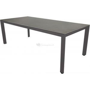 Tuintafel Mojito Ceramic Negro 220x100x74 cm
