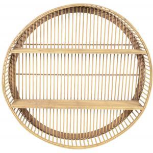 Dagaanbieding - Aiko wandrek bamboe naturel dagelijkse aanbiedingen