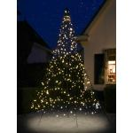 Fairybell licht kerstboom 300 cm 480 led warmwit met mast