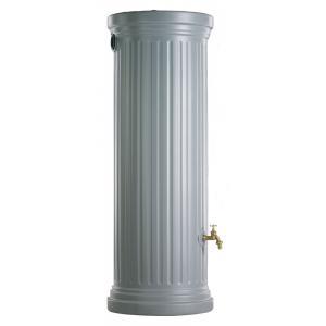 Garantia Column regenton 330 liter steengrijs