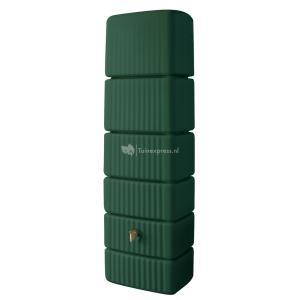 Garantia Slim regenton 300 liter groen