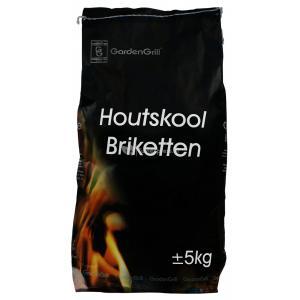 Korting BBQ briketten 5 kg